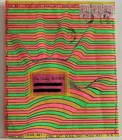 mail art main relief