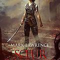 Lawrence, mark - le livre des anciens -1 soeur écarlate