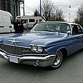 Imperial custom southampton hardtop coupe - 1960