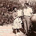 33 - album n°04 - agostini cécile et don joseph - agostini claude et camille