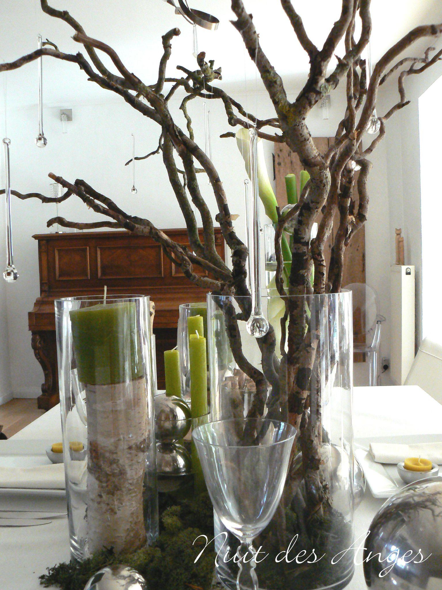 Nuit des anges décoratrice de mariage décoration de table jardin ...