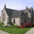 Une petite église bretonne
