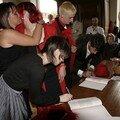 Signatures des témoins