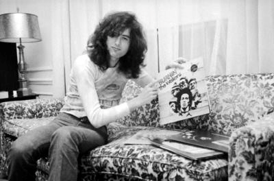 Jimmy Page 1975