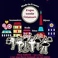 Mademoiselle c... participera à la mobiloshop du 28 au 30 novembre 2014