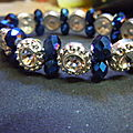 Bracelet strass