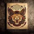 The tattoo colouring book par megamunden