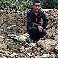 Les nepalais a la merci d'un nouveau seisme