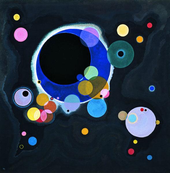 Kandinsky cercles