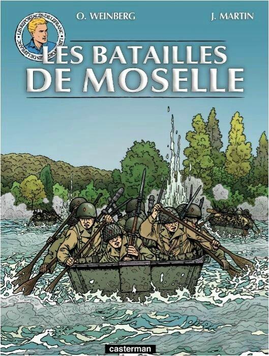 Batailles de Moselle Cover