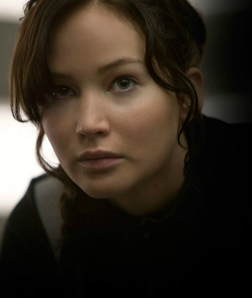 Katniss Everdeen Cathing Fire