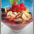 Gratin de fruits rouges