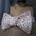 Une envolée de noeuds papillon pour le salon jardin d'artistes de touques (14)...