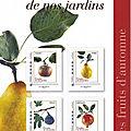 La poste émet huit timbres pour célébrer l'automne