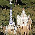 Barcelone, Park Güell 2_5553