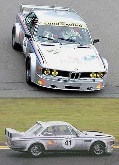 BMW - 3,0 CSL groupe II Luigi - 1974