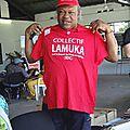 Barly Baruti soutient le Collectif Lamuka