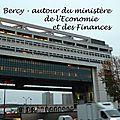 [paris] bercy - promenade autour du ministère de l'economie et des finances