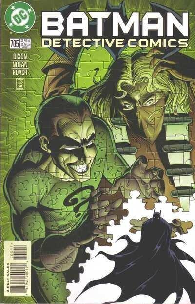 detective comics 0705
