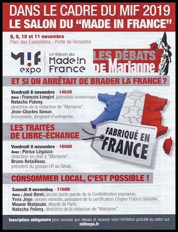 MIF le salon du made in france 3