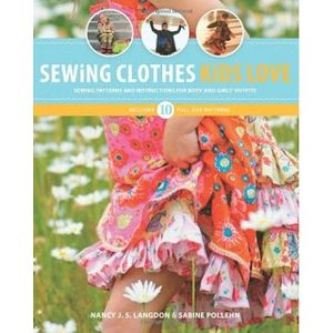 sewing kids clothes love