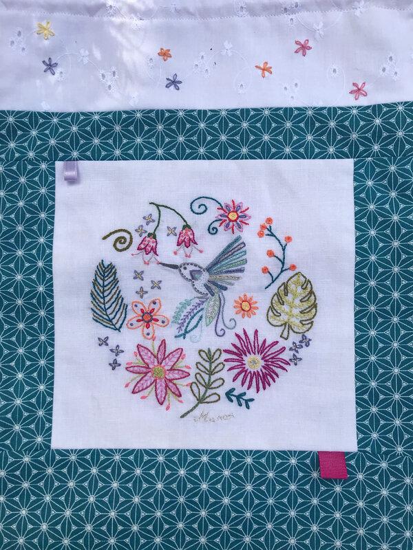 pochon colibri 2