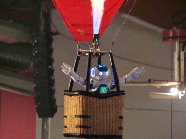 robot-ballon