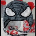 Bonnet spiderman