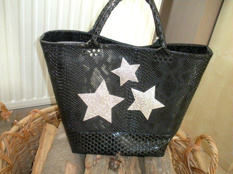 Kapitaine noir étoile (1)