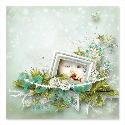 charming winter pages ct6