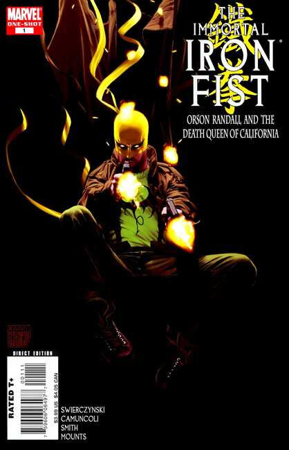 immortal iron fist orson randall and the death queen of california