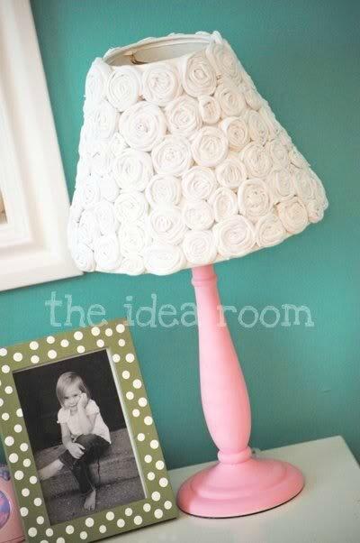 Une lampe, des fleurs... - Blogs créatifs, le mag !