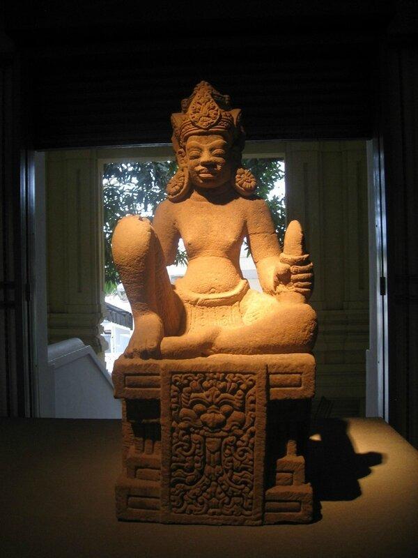 musée Cham à Danang