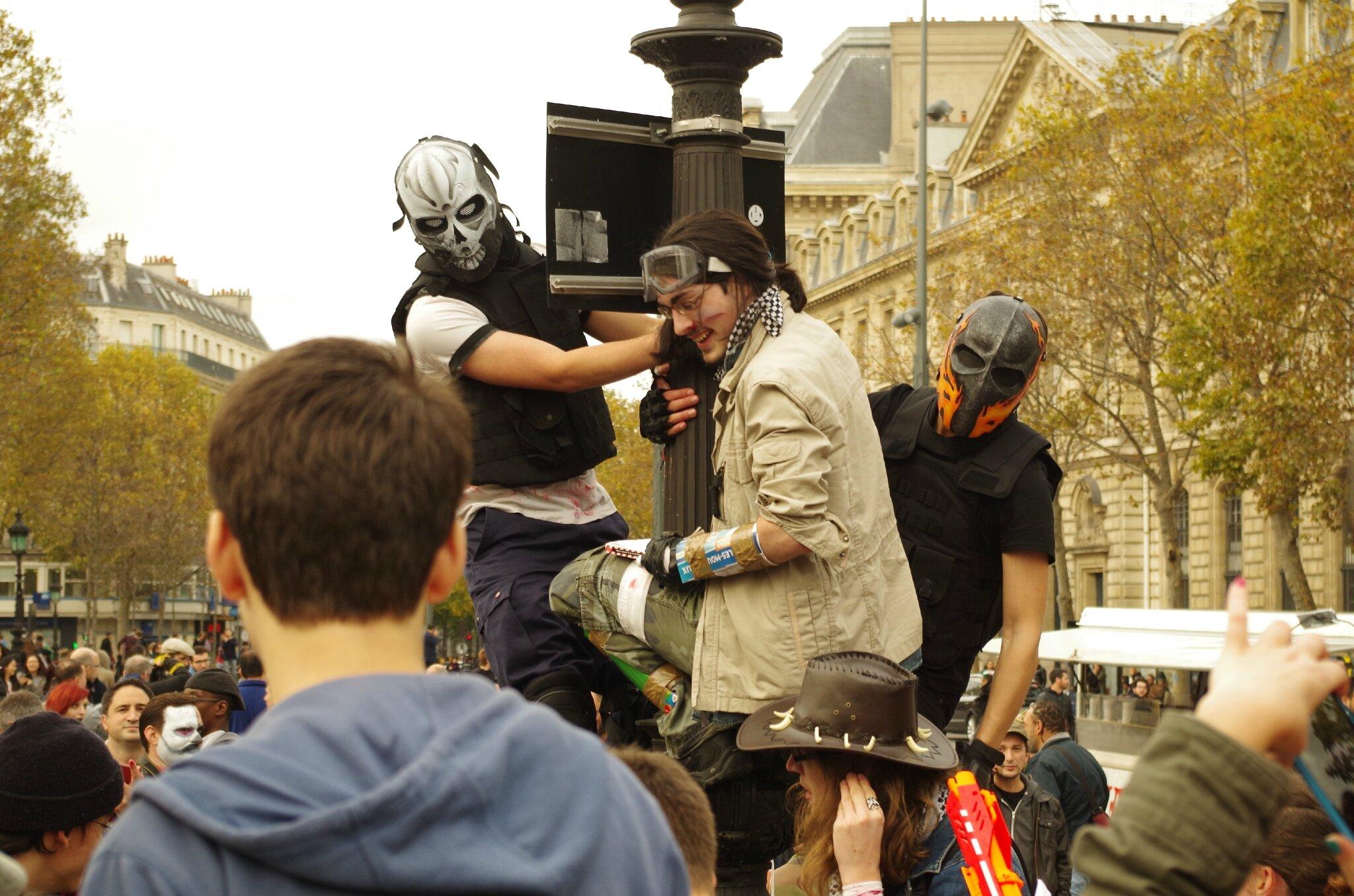 Zombie Walk Paris 2014 (4)