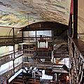 Mendionde, église saint-Cyprien, intérieur, troisième palier