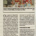 Article de nice-matin du 4 octobre 2007