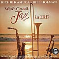 Richie Kamuca Bill Holman - 1959 - West Coast Jazz In Hi-Fi (Original Jazz Classics)