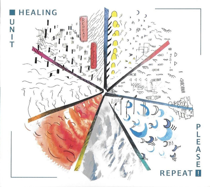 Healing Unit cd recto