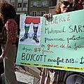 2012-06-17 Rassemblement de soutien à Mahmoud Sarsak