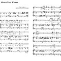 Honky tonk women (partition - sheet-music)