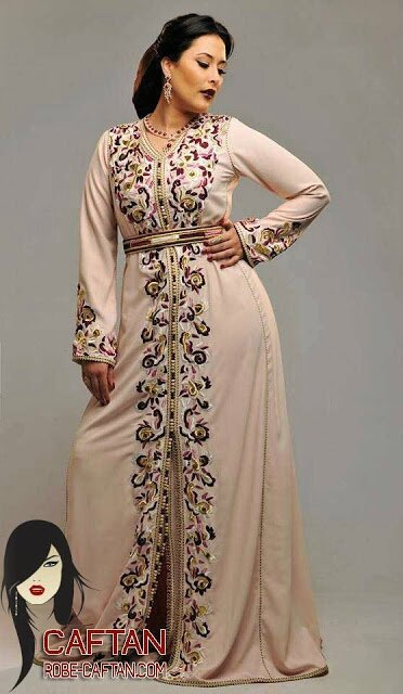 Caftans Royal orné Collection - Caftan haute couture 2016  c0c1e7a780e