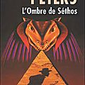 L'ombre de sethos – amelia peabody tome 4 – elizabeth peters
