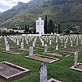 Molise - le bassin du volturno (9/13). la bataille de monte cassino et ses images d'epinal.