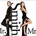 Angélina Jolie - Brad Pitt - Mr Mrs Smith