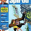 Les bath couv' de spirou 1962 (20 novembre 1975)