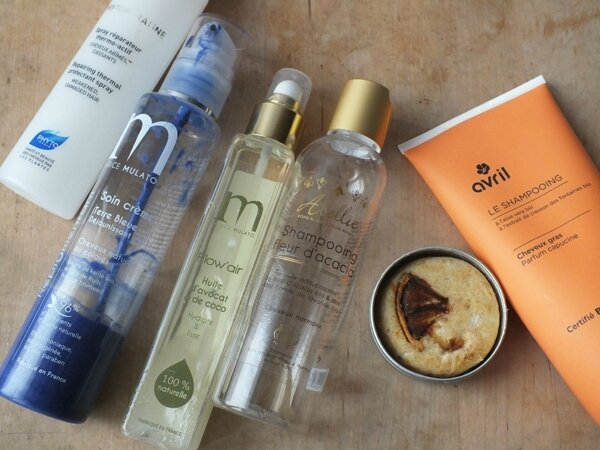 4 Shampoings Soins cheveux Cruelty Free