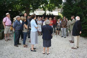 journées du patrimoine Avranches 2012 Grand Doyenné