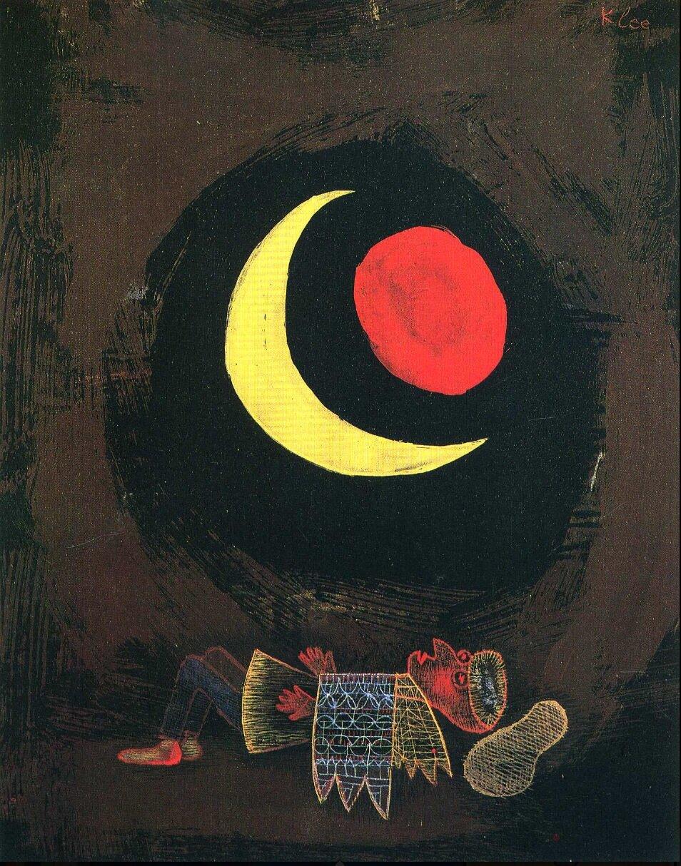 224) Paul KLEE (1879-1940) Suisse. - De L'ART et C'EST TOUT...sans paroles  excessives, chacun y mettra ce qu'il veut...
