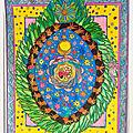 Mandalas de santa hildegarda em arteterapia / 1o grupo whattsap