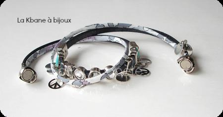 bracelet cuir 5mm gris foncé 2 tours_2